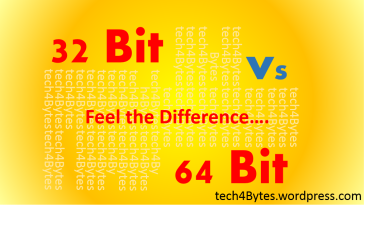 32-bit-vs-64bit-differncelogo [tech4bytes.wordpress.com]